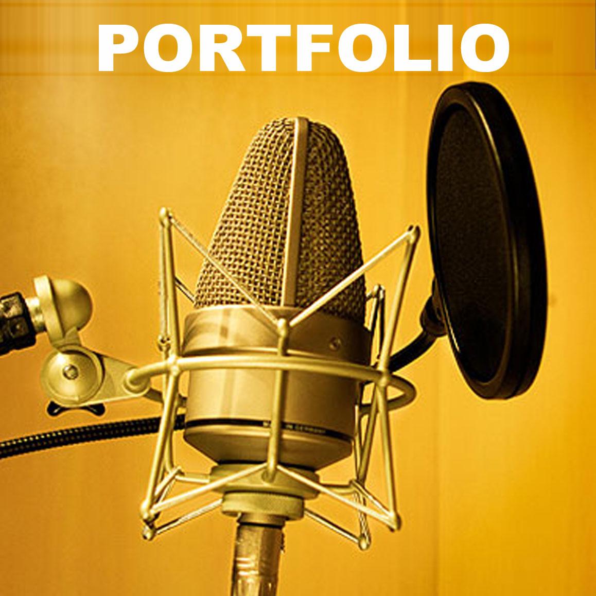Portfolio (trabalhos realizados)